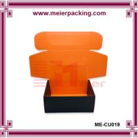 Buy cheap Colored Printed Corrugated Mailing Boxes ME-CU019 product