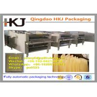 Buy cheap Full Automatic Noodle Cutter Machine With Servo Motor Control High Speed product