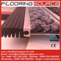 Buy cheap Heavy Duty Aluminum Floor Mat  Rubber Connection Easy roll-up for safety entrance product