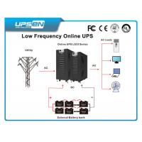 Buy cheap Low Frequency Online Uninterrupted Power Supply Surge Protection from Wholesalers