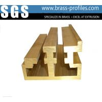 Buy cheap Sale Fast New Style Machanical Part Decorative Copper Material Alloy Profiles product