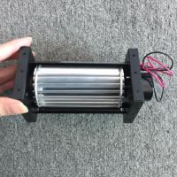 Buy cheap 24v Dc Small Equipment Cooling Fans , Cross Flow Cooling Fan 1.6 Inch 2 Inch product