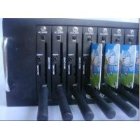 Buy cheap 16 port gsm modem pool for Bulk sms sending with SMS software support product