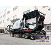 Buy cheap Portable Crusher System Price/Mobile Crushing Plant Price product
