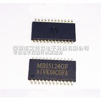 Buy cheap 16 Channel Constant Current LED Driver IC MBI5124GF product