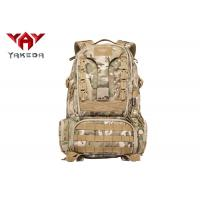 Buy cheap Military Hiking Mountain Climbing Backpack / Tactical Outdoor Rucksack For Trekking product