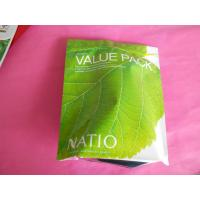 Buy cheap Stand up OPP / VMPET / PE Metalized Aluminum Foil Pouch Packaging product