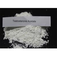 Buy cheap Test Acetate / Testosterone Anabolic Steroid CAS 1045-69-8 Muscle Mass Steroids product