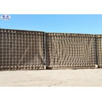 """Buy cheap 3""""x3"""" Mesh Hole Sand Filled Barriers For Army And Military Defence product"""