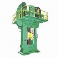Buy cheap Friction Screw Press for Die Forging, Extruding, Cutting Edge and Bending of Metal product