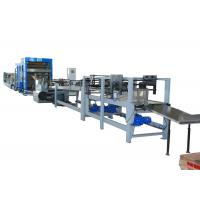 Digital Control Gypsum Powder Sack Making Machine With Servo System or PLC Control