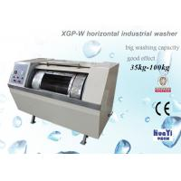 Buy cheap High Efficiency Horizontal Front Loading Washing Machine For Hospital product