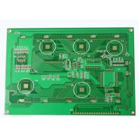 Buy cheap 1.6mm Green Solder Mask Custom PCB Boards for Hyundai Car Center Console product