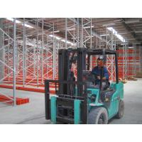 Buy cheap Durable Steel Pallet Warehouse Racking With High Loading 3000kg / layer product