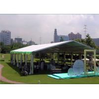Buy cheap Aluminum Frame Marquee Party Tent For Garden Party / Wedding Party Sun Resistant from Wholesalers
