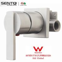 Buy cheap single lever water tap with watermark product