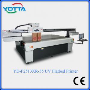 China 3D printer for glass/wood/leather/ceramic uv led printing machine on sale