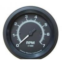 China Marine Black Tachometer Gauges, 7000RPM, 3-3/8 on sale