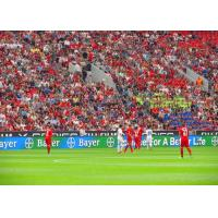 Buy cheap SMD Basketball Perimeter LED Display Rental , Large led screen outdoor 960mm x 960mm product