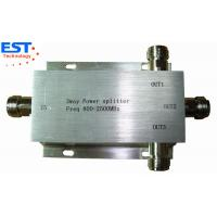 Buy cheap 3 Way Power Divider/Splitter EST800-2500MHZ With High Power 150W product