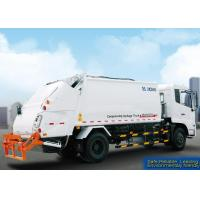 Buy cheap 9600L Rear Loader Garbage Truck product