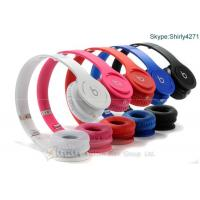 Buy cheap Beats by Dr. Dre Solo HD Headband Headphones - Teal made in china from grglasers product