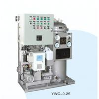 China MEPC 107(49) Standard 15 ppm OILY WATER SEPARATOR SYSTEM on sale