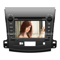 Buy cheap Mitsubishi Outlander Android Radio DVD Navi with DTV 3G Wifi product