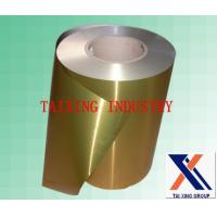 Buy cheap Colored Aluminium Foil For Airline Container product
