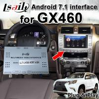 Buy cheap Android GPS Navigator for LEXUS GX460 2013-2019 Android Auto Interface support from wholesalers