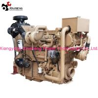 Buy cheap Genuine CCEC Cummins KT19-P500  Industrial Diesel Engines Turbo Charged Mid-Cooling Marine Engine product