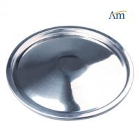 CE Certificated Pharmaceutical Accessories Metal Bin Lid Abrasion Resistance