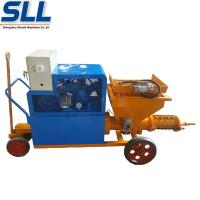 Buy cheap High Efficiency Mortar Spraying Machine Automatic Plastering Machine For Exterior Wall product