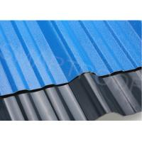 Buy cheap Parking Lot Roof ASA Plastic Sheet / Board 7 Meters Long Little Tolerance product