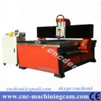 China Y axies double ball screw wood cnc router cutting mahcine 3D ZK-1318(1300*1800*200mm) on sale