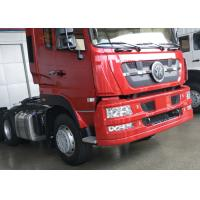 Buy cheap 80R22.5 Tire Prime Mover Truck With ZF8198 Driving Steering 3 Axles product