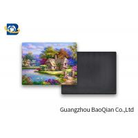 Buy cheap Promotional Item 3D Lenticular Magnet / PET Material Fridge Magnets product