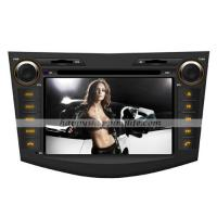 Buy cheap Toyota RAV4 Android Radio DVD Navigation with Wifi 3G Digital TV product