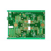 Buy cheap Isola HDI PCB Quick Turn Printed Circuit Boards High Density Interconnect PCB 2 Layer 2oz product