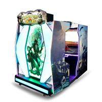 Buy cheap Adults Arcade Video Game Machine , Deadstorm Pirates House Full Size Arcade Machine product