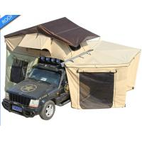 Buy cheap 4WD accessories solar rooftop 4x4 car camping tent from Wholesalers