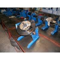 Buy cheap Manual Pipe Welding Positioners Table With Hand Wheel 0 - 90dgr Tilting product