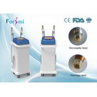 Buy cheap tap in real treatment result here!! thermagic rf non-invasive fractional rf micro needle skin care machine salon use product
