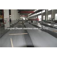 Buy cheap Length:6000mm/ 8000mm Hairline 316L Stainless Steel Sheet for Electricity Industries product