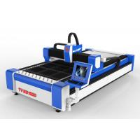Buy cheap TY-3015DD Fiber Laser Cutting Machine 3000mm × 1500mm product