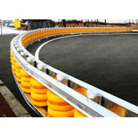 Buy cheap Tunnel Way Traffic Safe Eva Barrel Rotating Cylinder Anti Corrosion Roller Guardrail product
