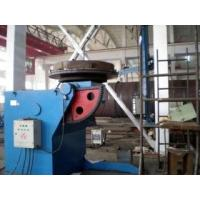 Quality Pipe Flange Welding TP3000 Kg Welding  Positioner Horizontal Clamp Workpiece for sale