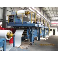 Buy cheap 3 phase 1200mm Continuous PU Sandwich Panel Production Line Automatic product