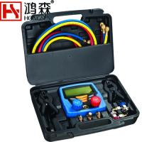 Buy cheap Digital testing and charging Refrigeration Manifold Gauge HS-350 product