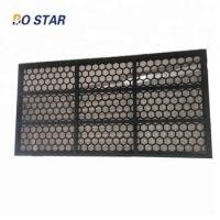 Buy cheap Brandt 1165x585mm High Quality API Durable Steel Frame Screens for Drilling Oil and Gas Rig product